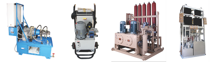 Hydraulic Power Pack & System